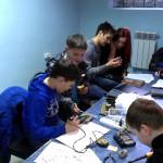 РО СРР по Приморскому краю организовало роботу с детьми (радиоспорт и радиолюбительство)