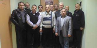 Встреча в Рязани