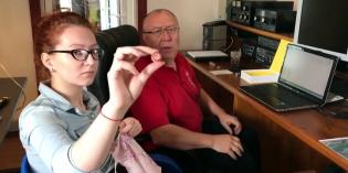 Жеребьёвка позиций участников ЧР и ПР по радиосвязи на КВ в Дресвищах