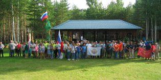 Чемпионат и первенство России в Дресвищах открыты