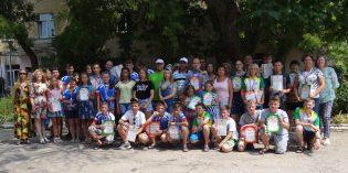 Соревнования многоборцев в Севастополе