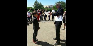 Саратовская область: юные радиолюбители п. Светлый получили личные позывные