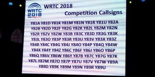WRTC-2018 открыт