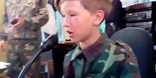 Азнакаево: любительская радиосвязь в военно-патриотическом лагере