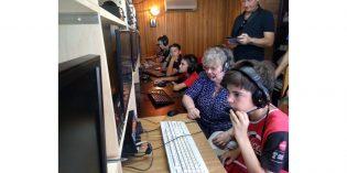 Традиционная встреча молодых контестменов в Подмосковье