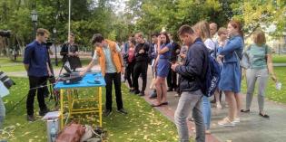 Тольятти: любительская радиосвязь и радиоспорт в проектной деятельности студентов ТГУ
