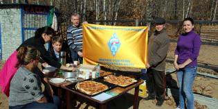 Хабаровский край: МО СРР приняло участие в турслёте