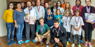 Итоги соревнований по СРТ и многоборью в Пензенской области