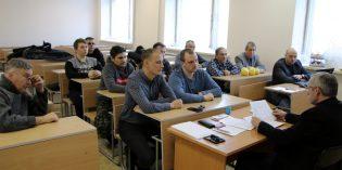 Комсомольск-на-Амуре: годовое собрание МО СРР
