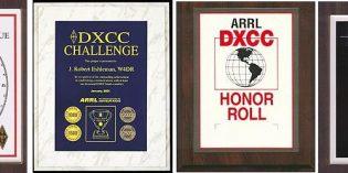 Результаты по диплому DXCC