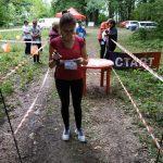 На старте Анна Щекина R3OY (Воронежская область)