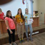 Призеры среди юниорок – Калинина Мария - 1 место, Ногтева Анна - 2 место, Буланова Мария - 3 место, все из Ивановской области