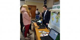 Тольятти: студенты представили Центр радиосвязи
